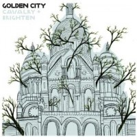 Golden City - Cavalry + Brighten [7 inch] (Cover Artwork)