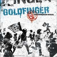 Goldfinger - Disconnection Notice (Cover Artwork)