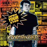 Goldfinger - Open Your Eyes (Cover Artwork)