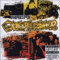 Goldfinger - The Best Of Goldfinger [CD/DVD] (Cover Artwork)