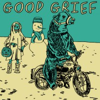 Good Grief / BUZZorHOWL - split [7-inch] (Cover Artwork)