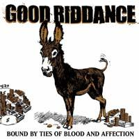 Good Riddance - Bound by Ties of Blood and Affection (Cover Artwork)