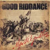 Good Riddance - My Republic (Cover Artwork)