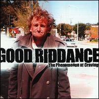 Good Riddance - The Phenomenon of Craving (Cover Artwork)
