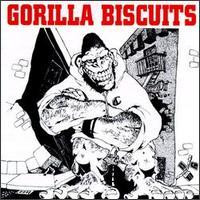 Gorilla Biscuits - Gorilla Biscuits (Cover Artwork)