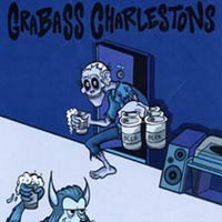 Grabass Charlestons - Sister Series [7 inch] (Cover Artwork)