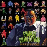 Grabass Charlestons - The Greatest Story Ever Hula'd (Cover Artwork)