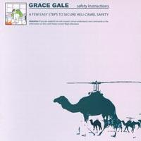 Grace Gale - A Few Easy Steps to Secure Heli-Camel Safety (Cover Artwork)