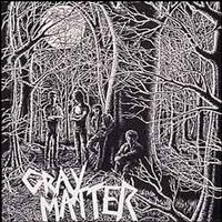 Gray Matter - Food For Thought / Take It Back (Cover Artwork)