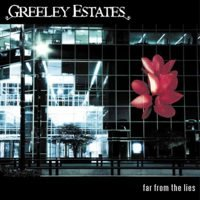 Greeley Estates - Far from the Lies (Cover Artwork)
