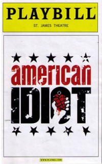 Green Day - American Idiot: The Broadway Musical (Cover Artwork)