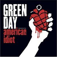 Green Day - American Idiot (Cover Artwork)