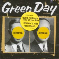 Green Day - Nimrod (Cover Artwork)