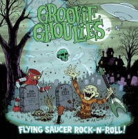 Groovie Ghoulies - Flying Saucer Rock N Roll (Cover)