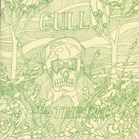 GULL - The Thin King [7 inch] (Cover Artwork)