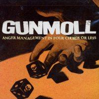 Gunmoll - Anger Management in Four Chord (Cover Artwork)