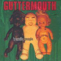 Guttermouth - Friendly People (Cover Artwork)