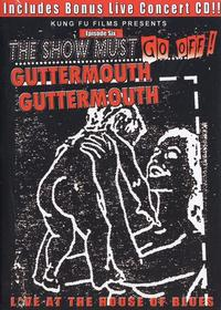 Guttermouth - Live At The House Of Blues DVD (Cover Artwork)