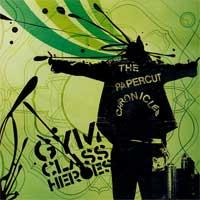 Gym Class Heroes - The Papercut Chronicles (Cover Artwork)