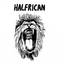 Hafrican - Hot! Hot! Hot! EP (Cover Artwork)