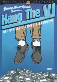 Various - Hang the VJ (DVD) (Cover Artwork)