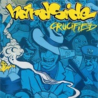Hardside - Crucified [7-inch] (Cover Artwork)