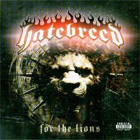 Hatebreed - For the Lions (Cover Artwork)