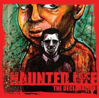 Haunted Life - The Declaration (Cover Artwork)