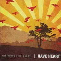 Have Heart - The Things We Carry (Cover Artwork)