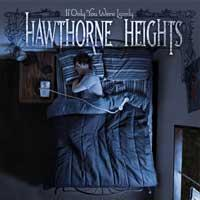 Hawthorne Heights - If Only You Were Lonely (Cover Artwork)