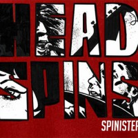 Headspins - Spinister (Cover Artwork)