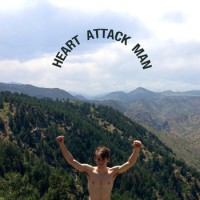 Heart Attack Man - Heart Attack Man [EP] (Cover Artwork)