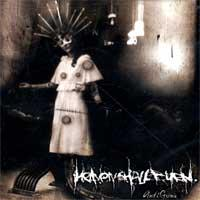 Heaven Shall Burn - Antigone (Cover Artwork)