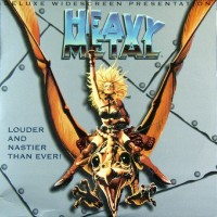 Gerald Potterton - Heavy Metal [Laserdisc] (Cover Artwork)