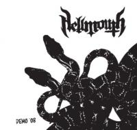 Hellmouth - Demo '08 (Cover Artwork)