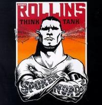 Henry Rollins - Think Tank (Cover Artwork)