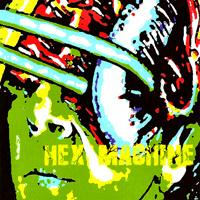 Hex Machine - Run to Earth [12 inch] (Cover Artwork)