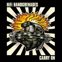 Hifi Handgrenades - Carry On (Cover Artwork)