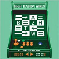 High Tension Wires - Welcome New Machine [12-inch] (Cover Artwork)