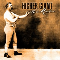 Higher Giant - Al's Moustache [7 inch] (Cover Artwork)