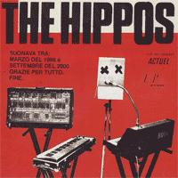 The Hippos - The Hippos (Cover Artwork)