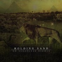 Holding Sand - On Sleepless Nights (Cover Artwork)