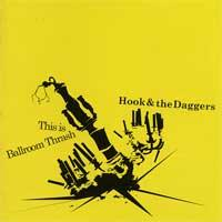 Hook and the Daggers - This Is Ballroom Thrash (Cover Artwork)