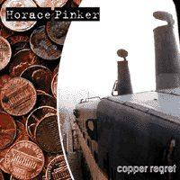Horace Pinker - Copper Regret (Cover Artwork)
