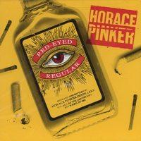 Horace Pinker - Red Eyed Regular (Cover Artwork)