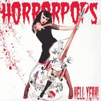 Horrorpops - Hell Yeah! (Cover Artwork)