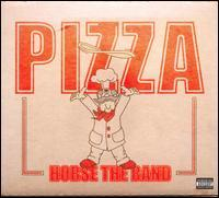 HORSE the Band - Pizza (Cover Artwork)