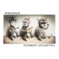 Horseback - Piedmont Apocrypha (Cover Artwork)