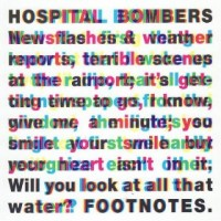 Hospital Bombers - Footnotes (Cover Artwork)