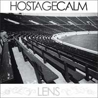 Hostage Calm - Lens (Cover Artwork)